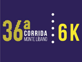 36ª CORRIDA MONTE LÍBANO - 6K  - Imagem do evento
