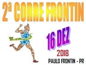 2ª CORRE FRONTIN - Imagem do evento