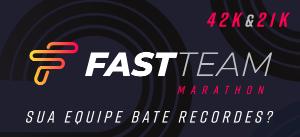 2ª FAST TEAM MARATHON 2019