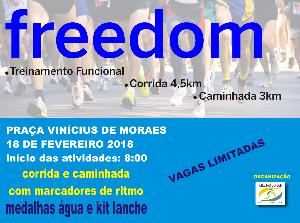 FREEDOM  TREINAMENTO FUNCIONAL