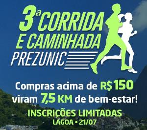 CORRIDA E CAMINHADA PREZUNIC 2019