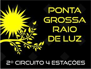 2º CIRCUITO 4 ESTAÇÕES - PONTA GROSSA RAIO DE LUZ - Imagem do evento