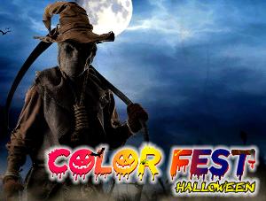COLOR FEST® - HALLOWEEN - Imagem do evento