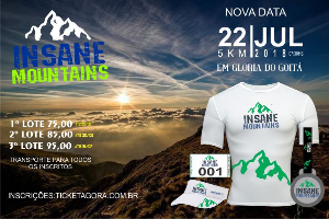 INSANE MOUNTAINS - Imagem do evento