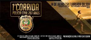 CORRIDA POLÍCIA CIVIL 207 ANOS