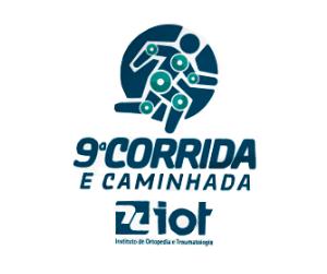 9ª CORRIDA E CAMINHADA IOT - 2018 - Imagem do evento