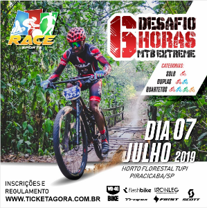 DESAFIO 6 HORAS MTB BIKE RACE SPORTS