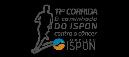 11ª Corrida e Caminhada ISPON Contra o Câncer