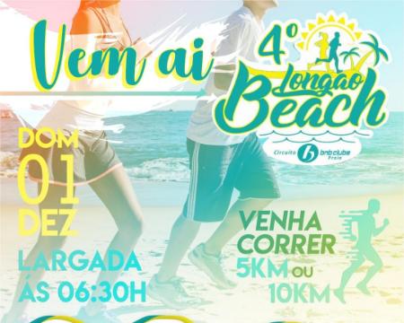 4° LONGÃO  BEACH