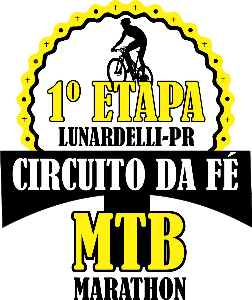 1ª ETAPA CIRCUITO DA FÉ DE MTB - LUNARDELLI - PR