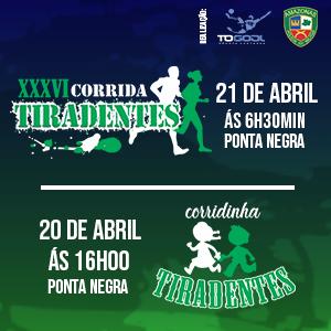 XXXVI CORRIDA TIRADENTES