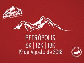 CORRIDAS DE MONTANHA - ETAPA  PETRÓPOLIS - Imagem do evento