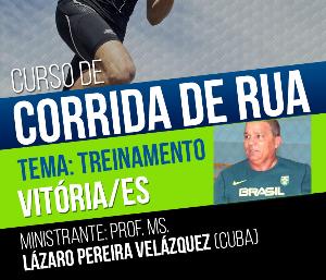 CURSO CORRIDA DE RUA - TREINAMENTO