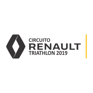 CIRCUITO RENAULT DE TRIATHLON OLÍMPICO 2019 - COMBO 4 ETAPAS