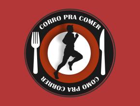 Corro Pra Comer Como Pra Correr - Imagem do evento