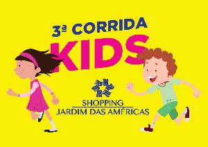 3ª CORRIDA KIDS - SHOPPING JARDIM DAS AMÉRICAS - Imagem do evento