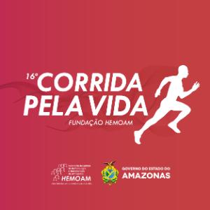 16ª CORRIDA PELA VIDA - HEMOAM - Imagem do evento