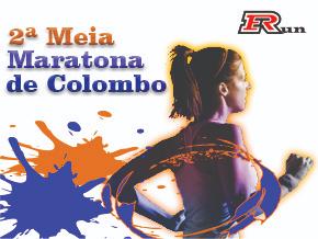 2ª MEIA MARATONA DE COLOMBO - 2018