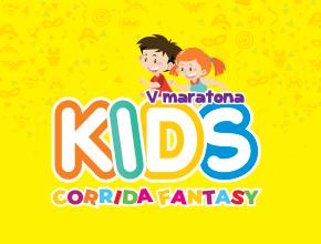 5ª Maratona Kids Corrida Fantasy