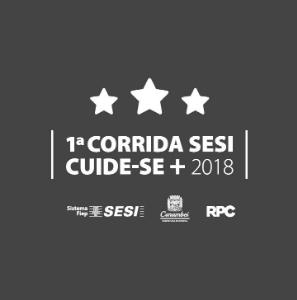 1ª CORRIDA SESI CUIDE-SE +