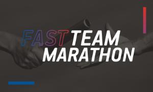 1ª FAST TEAM MARATHON 2018 - Imagem do evento