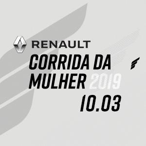 18ª CORRIDA DA MULHER - 2019