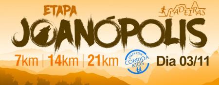 LADEIRAS TRAIL - ETAPA JOANÓPOLIS