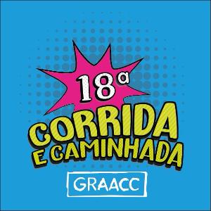 18ª CORRIDA E CAMINHADA GRAACC - Imagem do evento