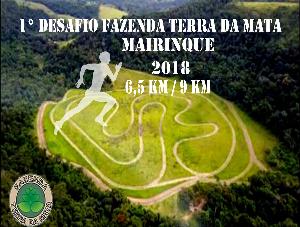 1º DESAFIO FAZENDA TERRA DA MATA - Imagem do evento