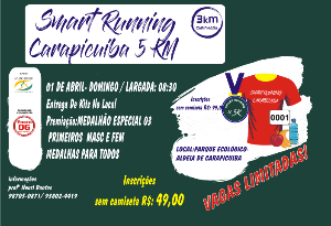 SMART RUNNING CARAPICUIBA