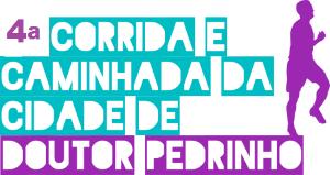 4ª CORRIDA E CAMINHADA DA CIDADE DE DOUTOR PEDRINHO - Imagem do evento