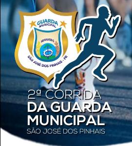 2ª CORRIDA DA GUARDA MUNICIPAL DE SÃO JOSÉ DOS PINHAIS - Imagem do evento