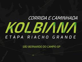 CORRIDA E CAMINHADA KOLBIANA - ETAPA RIACHO GRANDE - Imagem do evento