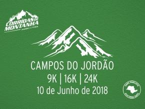 CORRIDAS DE MONTANHA - ETAPA CAMPOS DO JORDÃO