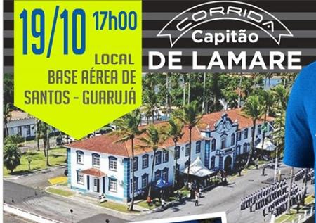 CORRIDA CAPITÃO DE LAMARE