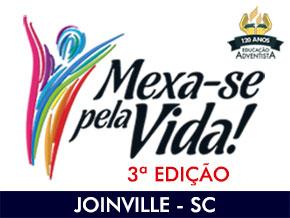 3ª CORRIDA MEXA-SE PELA VIDA - Imagem do evento
