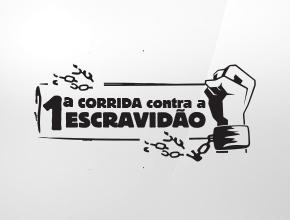 1 CORRIDA CONTRA A ESCRAVIDAO - Imagem do evento