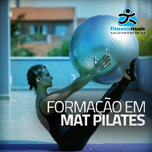 FORMAÇÃO EM MAT PILATES (SOLO E BOLA)  - Imagem do evento