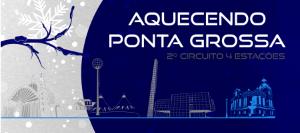 Circuito 4 estações Ponta Grossa - Aquecendo Ponta Grossa