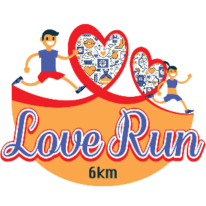 LOVE RUN  6KM - CORRIDA DOS NAMORADOS