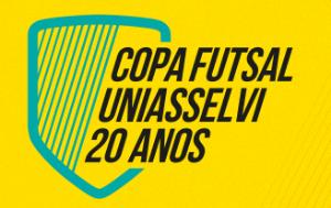 COPA DE FUTSAL  UNIASSELVI 20 ANOS