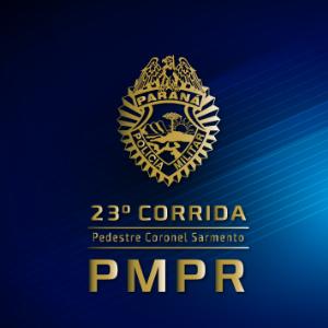 23ª CORRIDA PEDESTRE DA PMPR - PROVA CORONEL SARMENTO