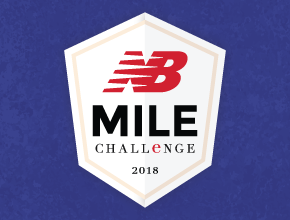 NEW BALANCE MILE CHALLENGE 2018 - Imagem do evento