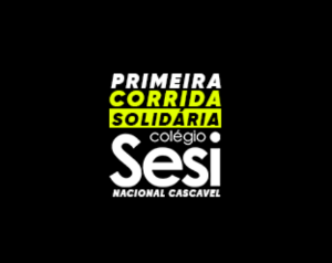 1ª CORRIDA SOLIDÁRIA COLÉGIO SESI CASCAVEL