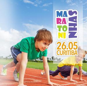 MARATONINHAS - CORRIDAS INFANTIS