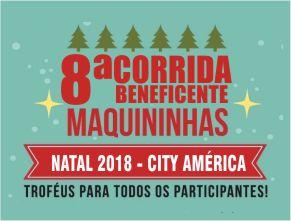 8ª CORRIDA E CAMINHADA BENEFICENTE CITY AMERICA - Imagem do evento