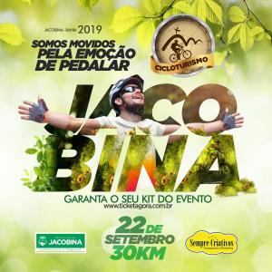 CICLOTURISMO DE JACOBINA 2019