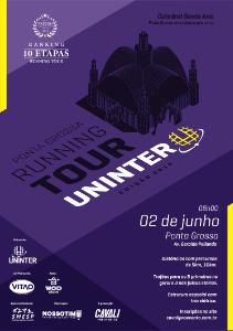 RUNNING TOUR UNINTER - PONTA GROSSA