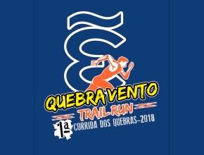 1° Corrida dos Quebras - QuebraVento Trail Run - Imagem do evento