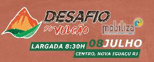 DESAFIO DO VULCÃO 2018 - Imagem do evento